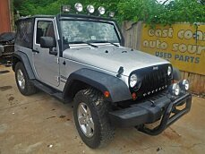 2011 Jeep Wrangler 4WD Sport for sale 100982774