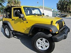 2011 Jeep Wrangler 4WD Sport for sale 100983704