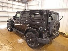 2011 Jeep Wrangler 4WD Unlimited Sahara for sale 100995489