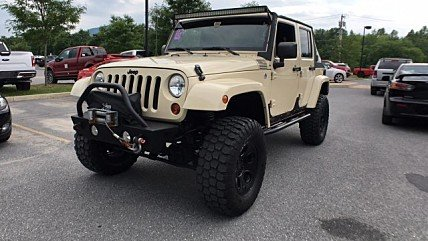 2011 Jeep Wrangler 4WD Unlimited Sahara for sale 101004592