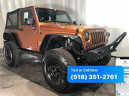 2011 Jeep Wrangler 4WD Sport for sale 101007376