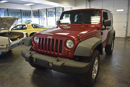 2011 Jeep Wrangler 4WD Sport for sale 101013295