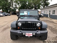 2011 Jeep Wrangler 4WD Rubicon for sale 101014656