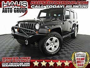 2011 Jeep Wrangler 4WD Unlimited Sahara for sale 101027258