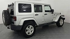 2011 Jeep Wrangler 4WD Unlimited Sahara for sale 101027902