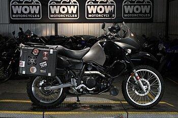 2011 Kawasaki KLR650 for sale 200563862