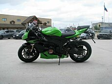 2011 Kawasaki Ninja ZX-6R for sale 200000574
