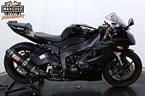 2011 Kawasaki Ninja ZX-6R for sale 200360138