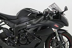 2011 Kawasaki Ninja ZX-6R for sale 200386380