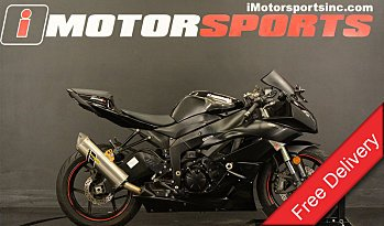 2011 Kawasaki Ninja ZX-6R for sale 200488868