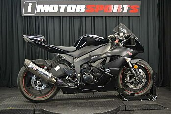 2011 Kawasaki Ninja ZX-6R for sale 200602681