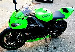 2011 Kawasaki Ninja ZX-6R for sale 200590516