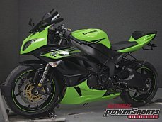 2011 Kawasaki Ninja ZX-6R for sale 200626469