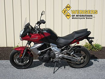 2011 Kawasaki Versys for sale 200372453