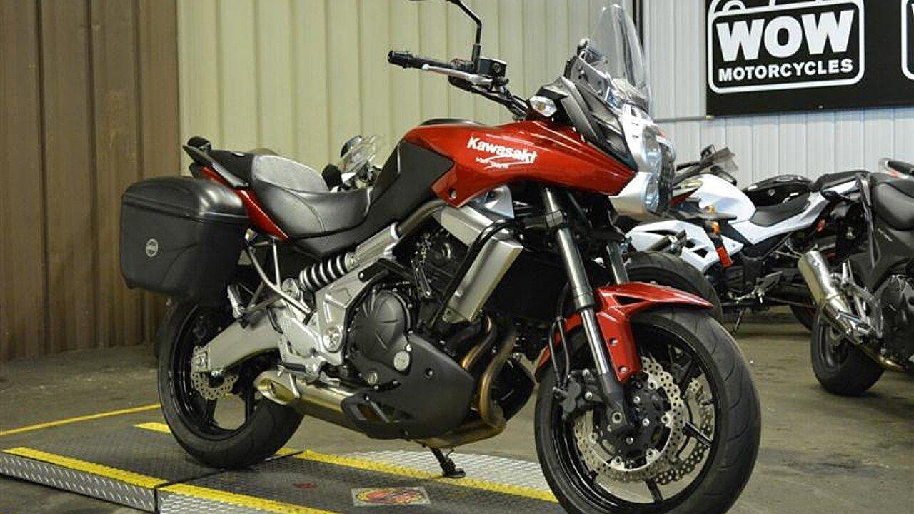 2011 Kawasaki Versys for sale near Marietta, Georgia 30062 ...