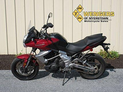 2011 Kawasaki Versys for sale 200372453