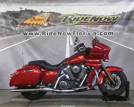2011 Kawasaki Vulcan 1700 for sale 200593234