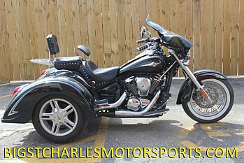 2011 Kawasaki Vulcan 900 for sale 200452509