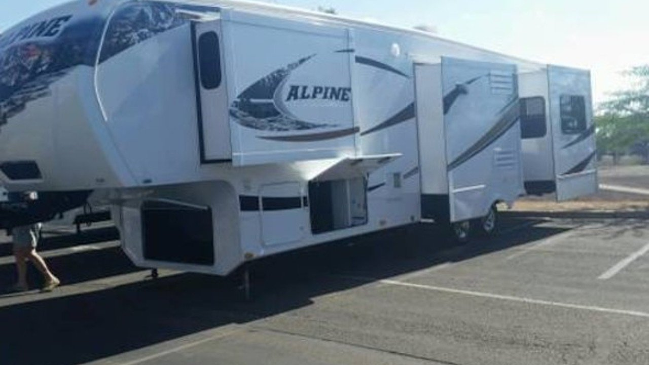 2011 Keystone Alpine for sale 300146393