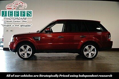 2011 Land Rover Range Rover Sport HSE LUX for sale 100771612