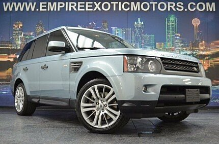 2011 Land Rover Range Rover Sport HSE LUX for sale 100819636
