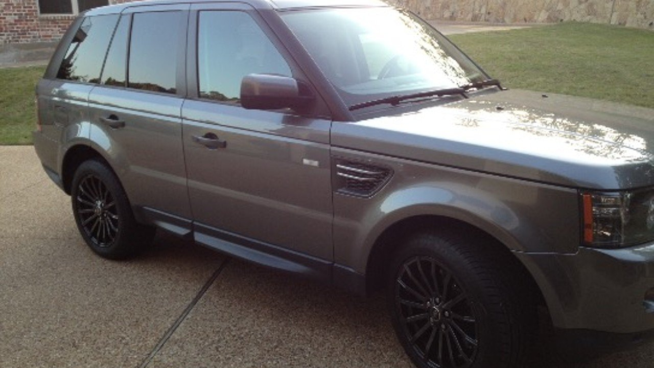 2011 Land Rover Range Rover Sport HSE for sale 100758277