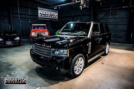 2011 Land Rover Range Rover HSE LUX for sale 100862596