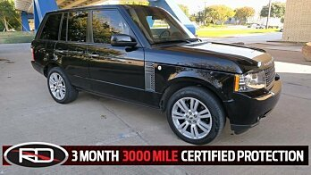 2011 Land Rover Range Rover HSE LUX for sale 100924283
