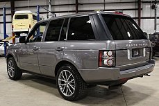 2011 Land Rover Range Rover Supercharged for sale 100847360