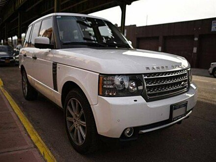2011 Land Rover Range Rover Supercharged for sale 100897290