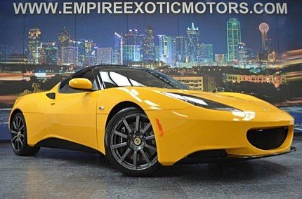 2011 Lotus Evora 2+2 for sale 100789093