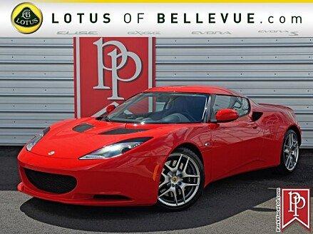 2011 Lotus Evora 2+2 for sale 100863782