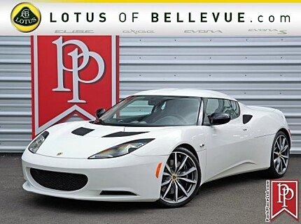 2011 Lotus Evora S for sale 100883503