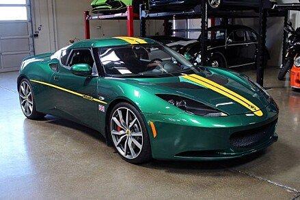 2011 Lotus Evora S 2+2 for sale 100907918