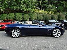 2011 Maserati GranTurismo Convertible for sale 100797188