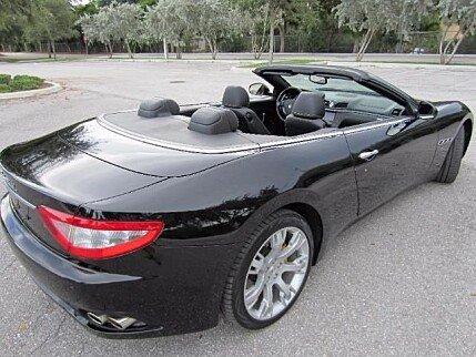 2011 Maserati GranTurismo Convertible for sale 100797421