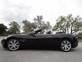 2011 Maserati GranTurismo Convertible for sale 100995826