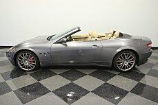 2011 Maserati GranTurismo Convertible for sale 100860306