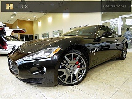 2011 Maserati GranTurismo Coupe for sale 100884945