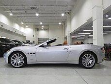 2011 Maserati GranTurismo Convertible for sale 100905276