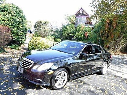 2011 Mercedes-Benz E550 4MATIC Sedan for sale 100814306