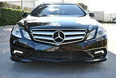 2011 Mercedes-Benz E550 Cabriolet for sale 100925161
