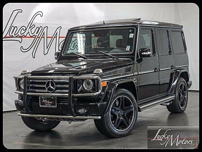 2011 Mercedes-Benz G55 AMG 4MATIC for sale 100788156
