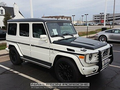 2011 Mercedes-Benz G55 AMG 4MATIC for sale 100858772