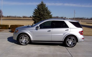 2011 Mercedes-Benz ML63 AMG 4MATIC for sale 100779258