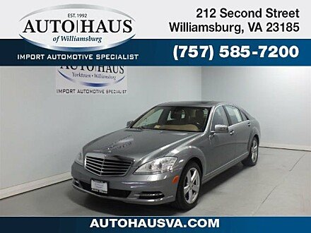 2011 Mercedes-Benz S550 4MATIC for sale 100927378