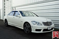 2011 Mercedes-Benz S63 AMG for sale 100843507