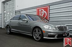 2011 Mercedes-Benz S63 AMG for sale 100855050
