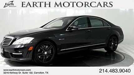 2011 Mercedes-Benz S63 AMG for sale 100855471