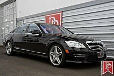 2011 Mercedes-Benz S63 AMG for sale 100850601